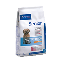 SENIOR NEUTERED DOG SMALL & TOY - Perros esterilizados